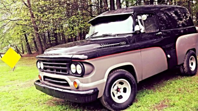 1962 dodge panel truck for sale dodge other pickups 1962. Black Bedroom Furniture Sets. Home Design Ideas