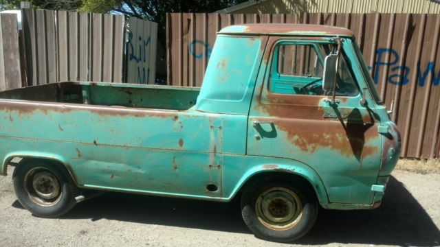 1962 ford econoline pickup classic and rare 1961 1967 econoline collector pickup for sale ford. Black Bedroom Furniture Sets. Home Design Ideas