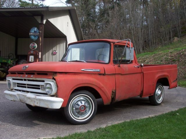 1962 ford f100 truck  shortbox  for sale ford f 100 1962 ford manual transmission pickup trucks for sale manual transmission pickup trucks for sale in ontario