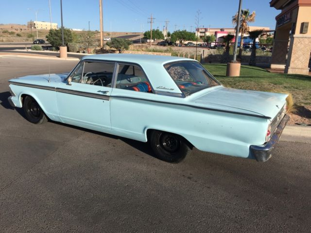1962 Ford Fairlane 500 Hot Rod Kustom Muscle Car Rat Rod