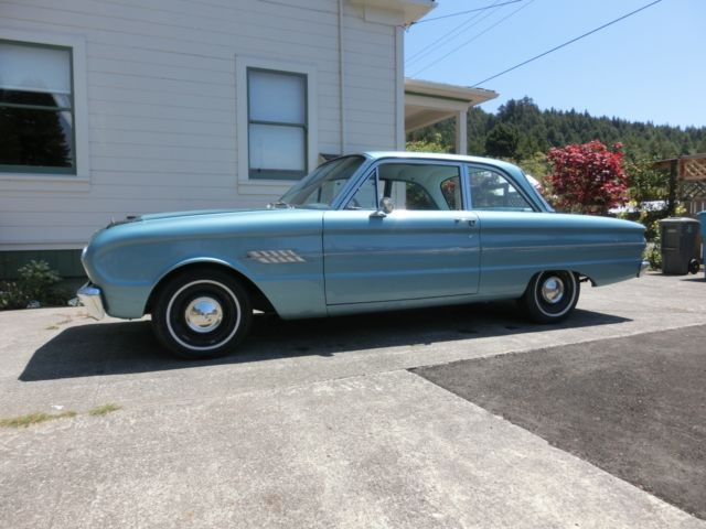1962 Ford Falcon Futura 2 Door 62 Aqua Automatic i6 & 1962 Ford Falcon Futura 2 Door 62 Aqua Automatic i6 for sale ...