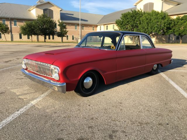 1962 Ford Falcon Futura 2 Door Custom for sale - Ford ...