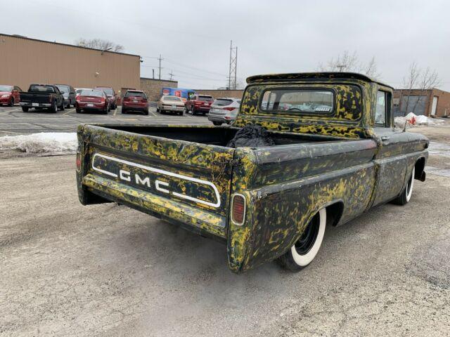 1962 Gmc Pick Up Truck Rat Rod Hot Rod Swb For Sale Gmc