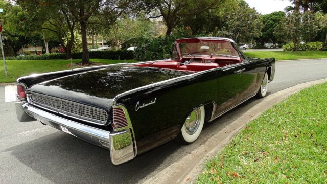 1962 lincoln continental convertible with suicide doors in. Black Bedroom Furniture Sets. Home Design Ideas