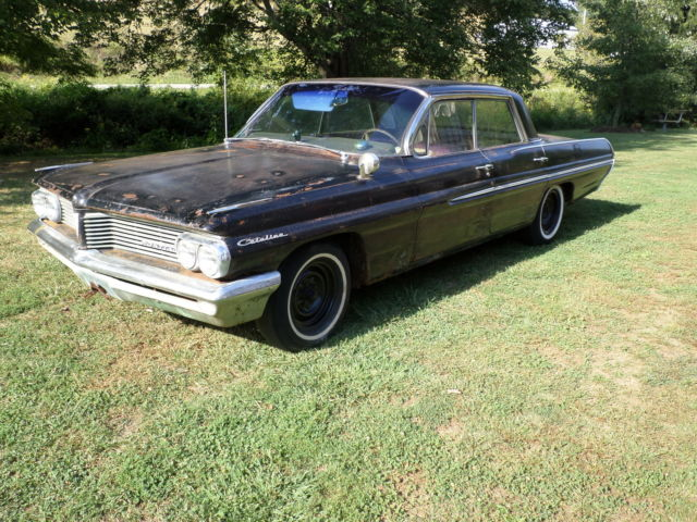 1962 pontiac catalina parts car project barn garage find. Black Bedroom Furniture Sets. Home Design Ideas