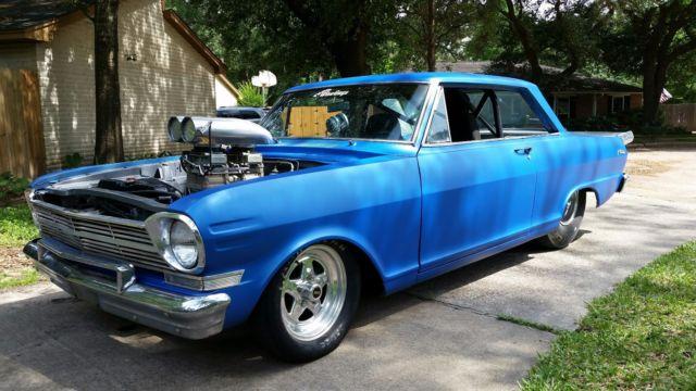 1962 Pro Street Chevy NOVA for sale - Chevrolet Nova 1962