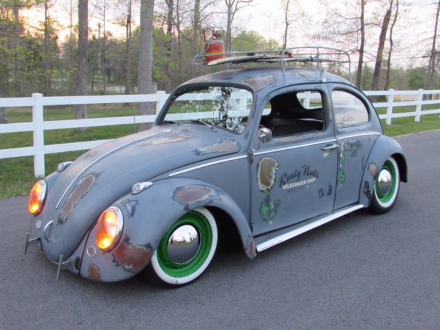 1962 volkswagen beetle bug 1918cc scat engine street hot rat rod for sale volkswagen beetle. Black Bedroom Furniture Sets. Home Design Ideas
