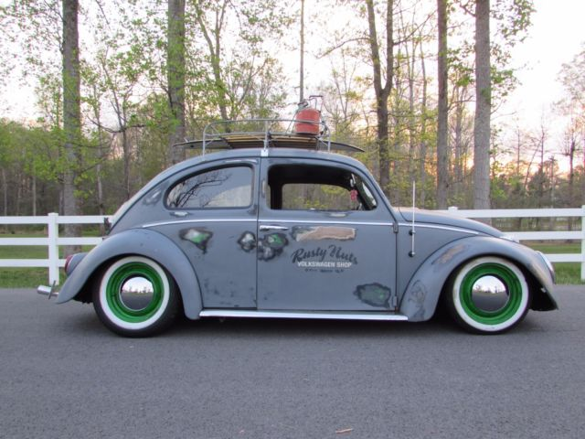 1962 Volkswagen Beetle Bug 1918cc Scat Engine Street Hot