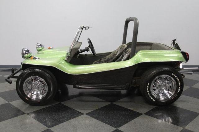 1962 Volkswagen Beetle Dune Buggy Meyers Manx Tribute Roadster 1600 Cc Manual Cl