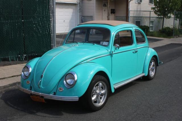Clear Lake VW >> 1962 VW Beetle Rag Top for sale - Volkswagen Beetle ...