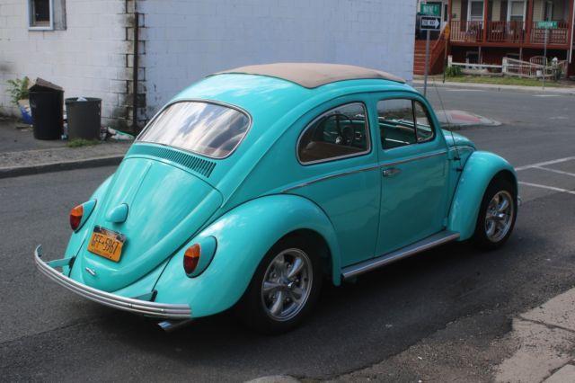 1962 VW Beetle Rag Top for sale - Volkswagen Beetle - Classic 1962 for sale in Haverstraw, New ...