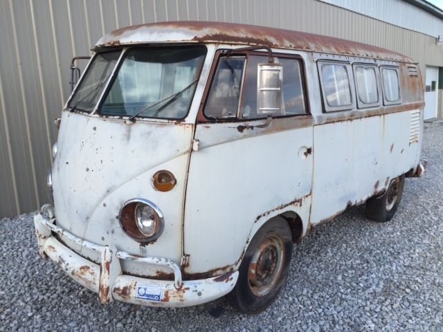 1962 vw split window camper micro bus 1960 1961 1963