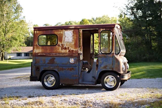 1962 willys fleetvan rare fj3 relic postal van 350 small block vintage jeep for sale willys fj. Black Bedroom Furniture Sets. Home Design Ideas