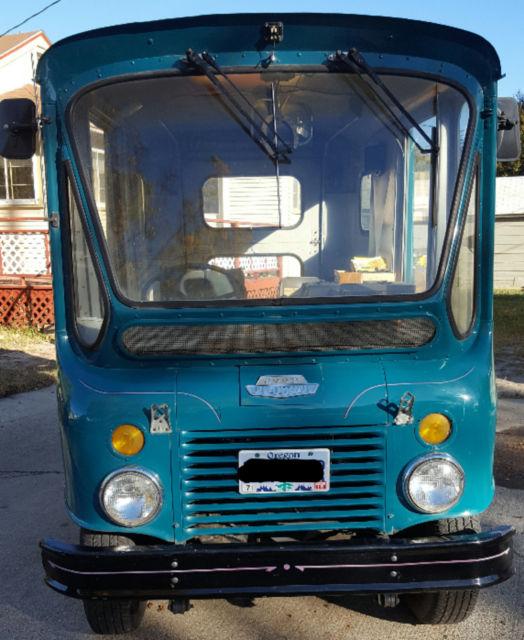 Old Postal Jeeps For Sale: 1962 Willys/Jeep Fleetvan, Postal Van, Delivery Truck, Ice