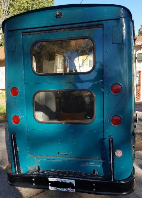 Route 4 Jeep >> 1962 Willys/Jeep Fleetvan, Postal Van, Delivery truck, Ice Cream van, Cute Van for sale - Willys ...