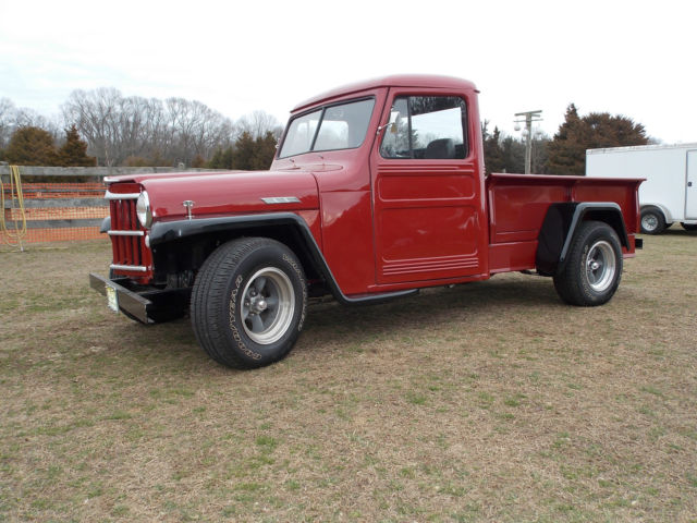 Used Jeeps For Sale In Nj >> 1962 Willys/Jeep Pickup Street Rod; 350 Chevy, Turbo 350 ...