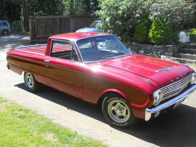 1962 Ford Fairlane For Sale Craigslist