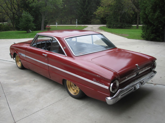 1963 1/2 Ford Falcon Sprint V-8 4-speed for sale - Ford ...