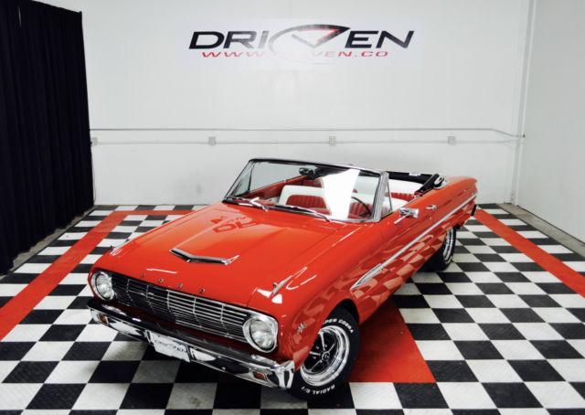 1963 1/2 Mustang Convertible
