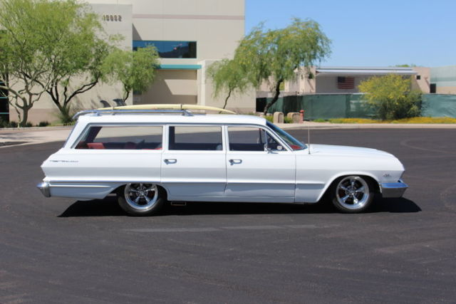 1963 Chevrolet Bel Air Wagon For Sale  150  210 Station Wagon 1963 For Sale In