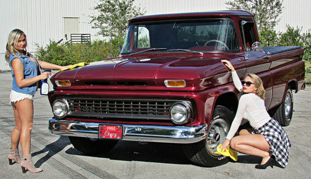 chevy c10 truck shows