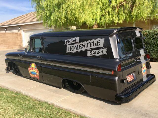 1963 chevrolet chevy c 10 c10 c 10 suburban panel delivery pickup van truck for sale chevrolet. Black Bedroom Furniture Sets. Home Design Ideas