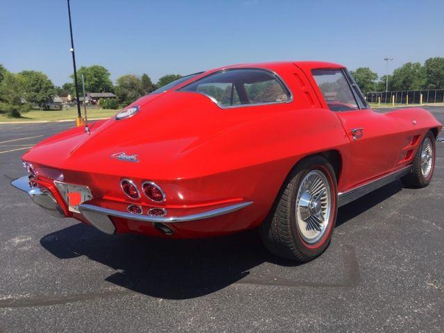 1963 chevrolet corvette split window coupe 327 340hp 4spd for 1963 split window coupe for sale