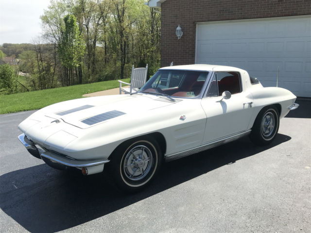 1963 chevrolet corvette sting ray split window for sale for 1963 chevy corvette split window for sale