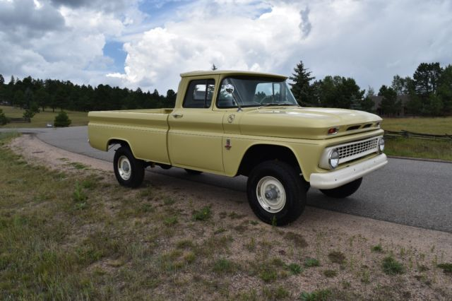 1963 Chevy Truck For Sale >> 1963 CHEVROLET K20 4X4 PICKUP ****RARE RESTORED 4 SPEED for sale - Chevrolet C/K Pickup 2500 ...