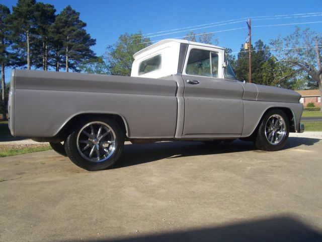 1963 chevrolet rust free c10 shop truck patina hot rod