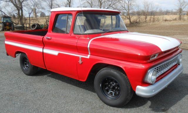 1963 chevrolet short bed fleetside pick up truck 1960 1966 1964 1962 for sale chevrolet c 10. Black Bedroom Furniture Sets. Home Design Ideas
