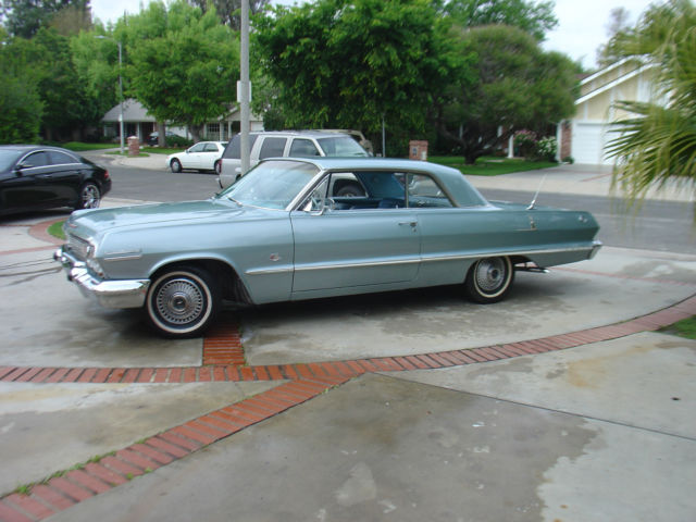 1963 chevy impala 2 door sport coupe 1960 1961 1962 1964 1965 for sale chevrolet impala 1963. Black Bedroom Furniture Sets. Home Design Ideas