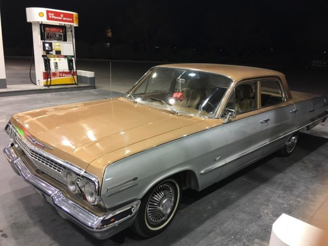 1963 chevy impala 4 door for sale chevrolet impala 1963 for sale in pahrump nevada united states. Black Bedroom Furniture Sets. Home Design Ideas
