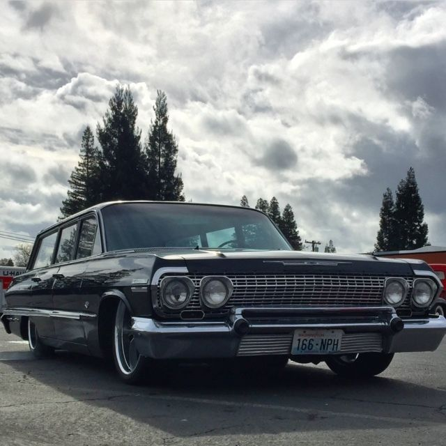 1963 Chevy Impala Wagon For Sale