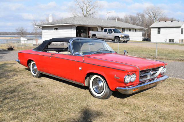 1963 chrysler 300 convertible one owner nice selling no reserve for. Cars Review. Best American Auto & Cars Review