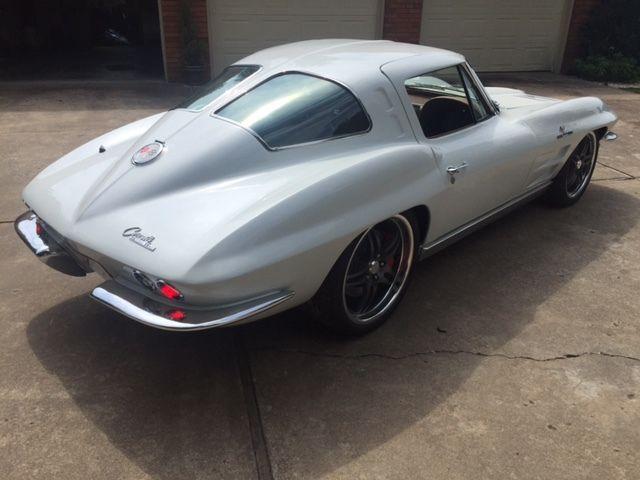 1963 Corvette Split Window Restomod LS3 C7 Chassis For