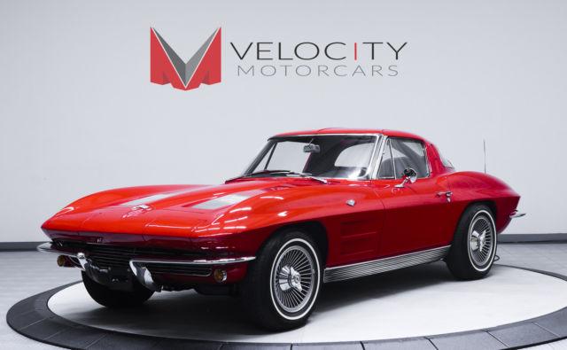 1963 corvette stingray coupe for sale chevrolet corvette 1963 for sale in cushing oklahoma. Black Bedroom Furniture Sets. Home Design Ideas