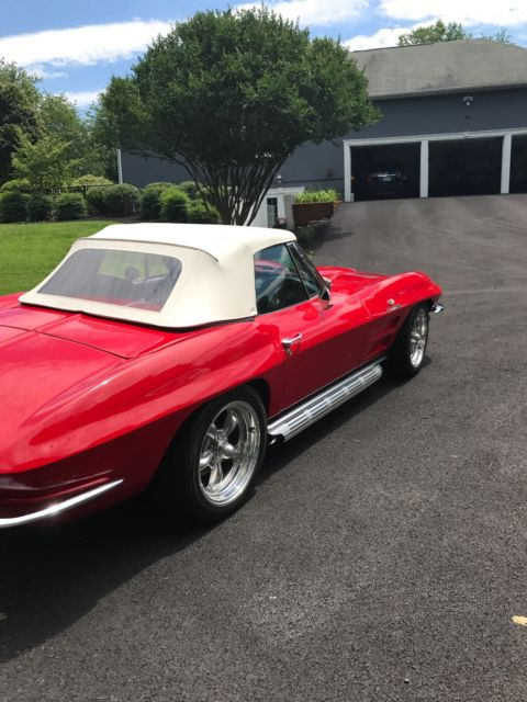 1963 corvette total restoration for sale chevrolet. Black Bedroom Furniture Sets. Home Design Ideas