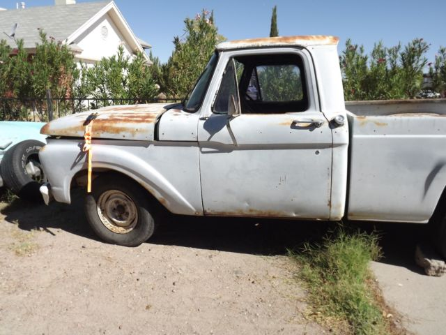 1963 ford f100 project truck shortbed fleetside 5 0 aod for sale ford f 100 1963 for sale in. Black Bedroom Furniture Sets. Home Design Ideas