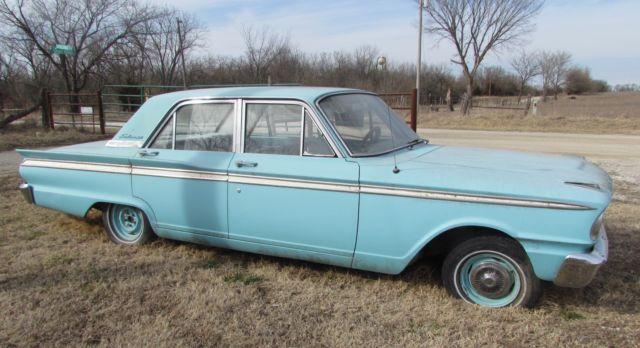 1963 Ford Fairlane for sale - Ford Fairlane 1963 for sale in