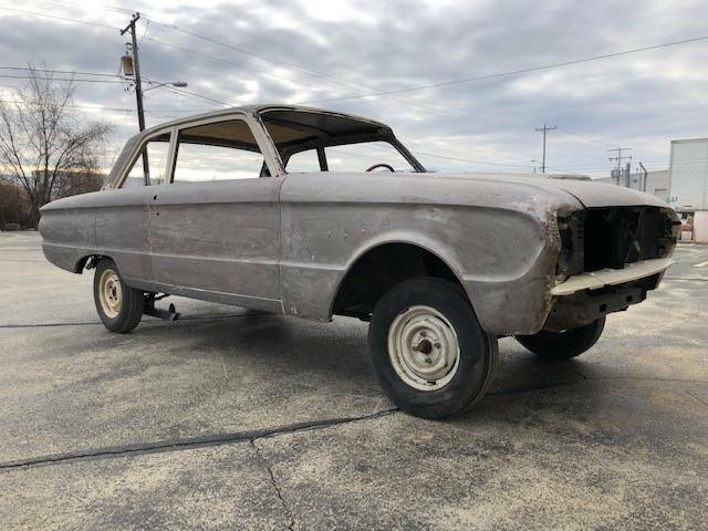 1963 Ford Falcon 2-Door Sedan Texas Project for sale - Ford