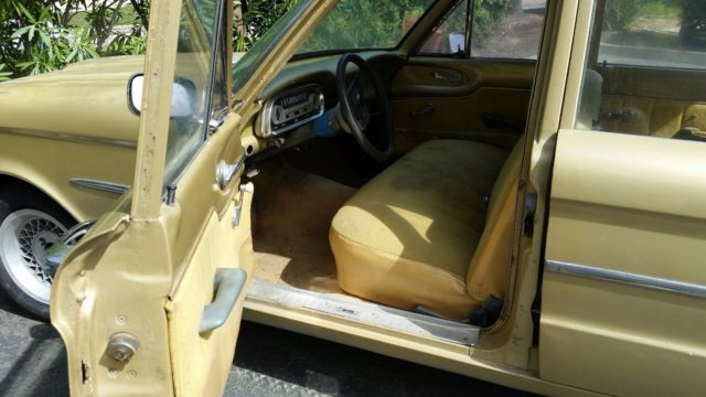 1963 ford falcon 4 door for sale ford falcon 1963 for sale in fremont california united states. Black Bedroom Furniture Sets. Home Design Ideas