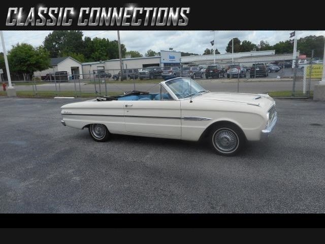 1963 Ford Falcon FUTURA 48201 Miles White 170 4 Speed for