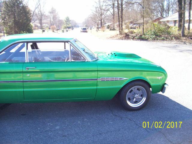 1963 Ford Falcon, Futura Sprint,2Dr Ht ,302,4spd trans,9