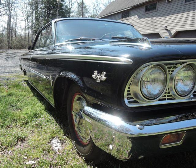 1963 Ford Galaxie 500 Fastback, Original 427 Motor, 4