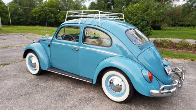 1963 Gulf Blue Beetle for sale - Volkswagen Beetle - Classic 1963 for sale in Columbia, Missouri ...