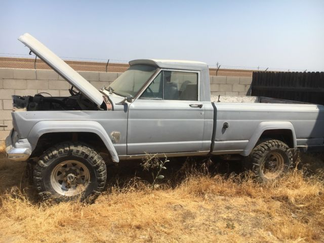 Vehicle Registration Ca >> 1963 JEEP WILLY Gladiator J200 for sale - Jeep WILLY'S ...