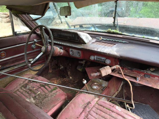 1963 oldsmobile jetfire  barn find  rare turbo  63 olds