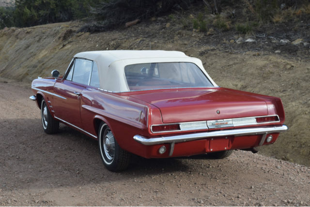 Cars For Sale In Kansas City >> 1963 Pontiac Tempest Lemans Convertible with Tempest 326 ...