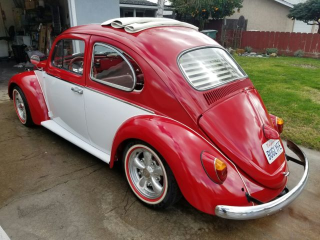 1963 Volkswagen Bug Ragtop In Central California For Sale